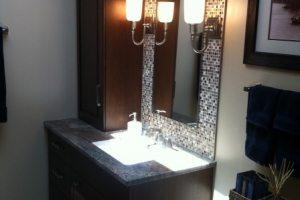 Master Bath Wall Hung Vanity