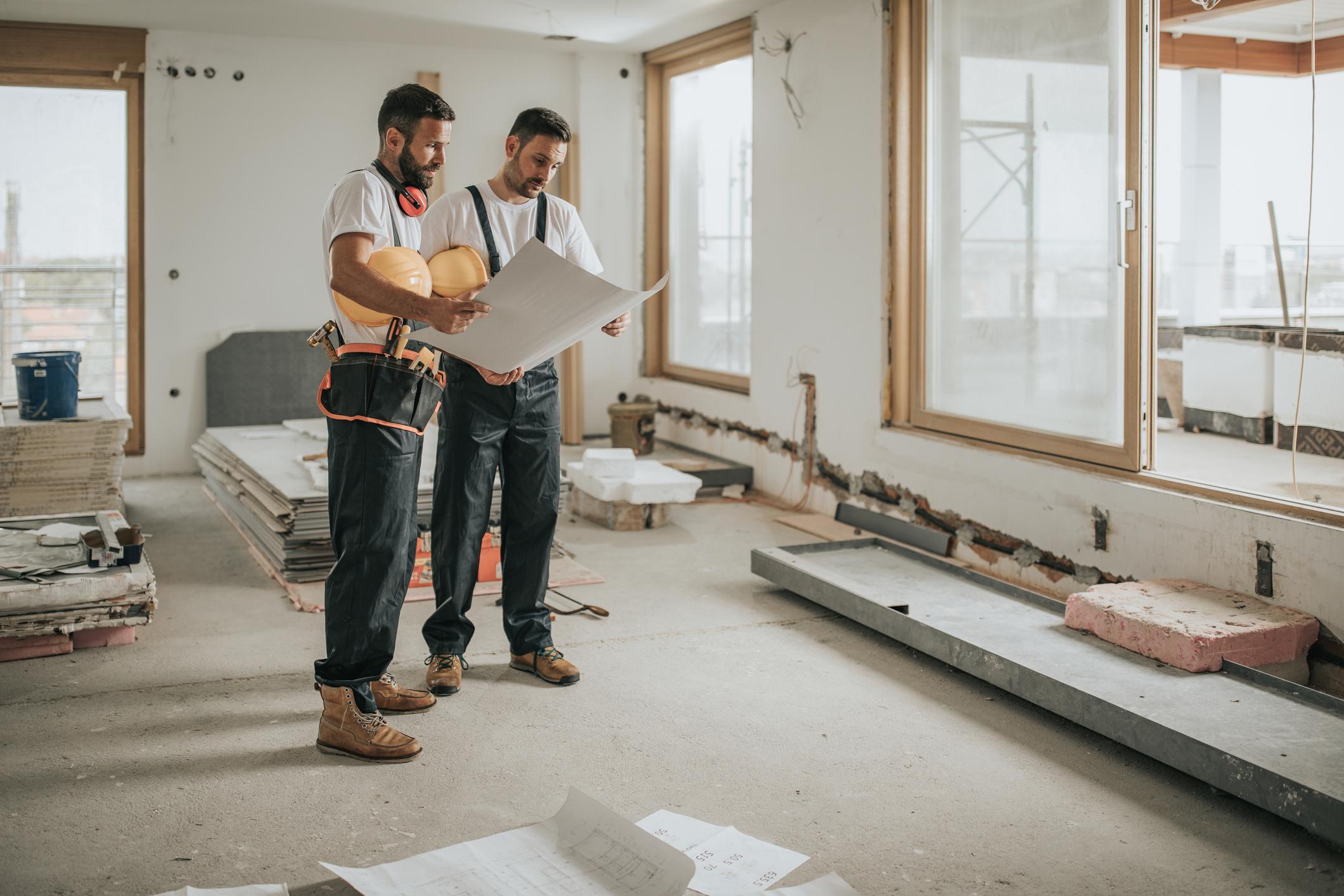home remodel contractors in Burr Ridge